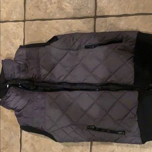 Lined Cinch Vest